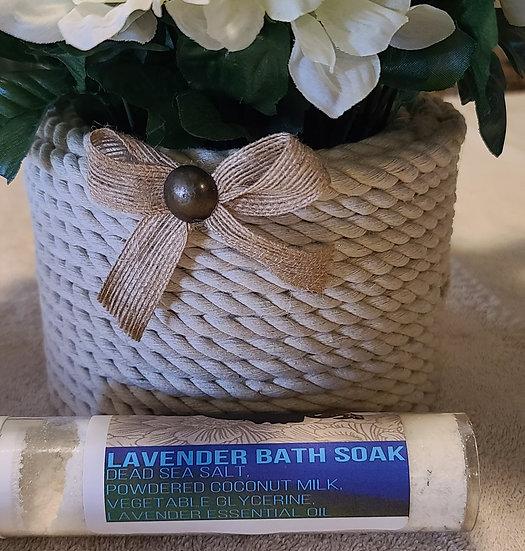 Lavender Bath/Foot Soak 10oz bag
