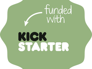 Successfully Funded Through Kickstarter!