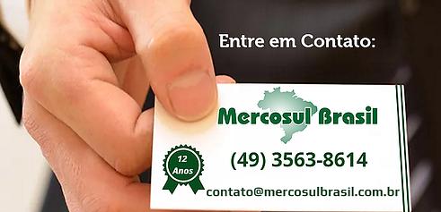 Contato Mercosul Brasil