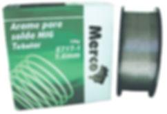Arame para Solda MIG Tubular 1.6 mm