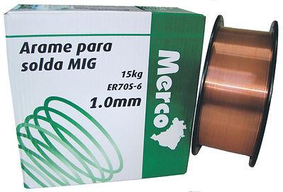 Arame para Solda MIG 1.0 mm