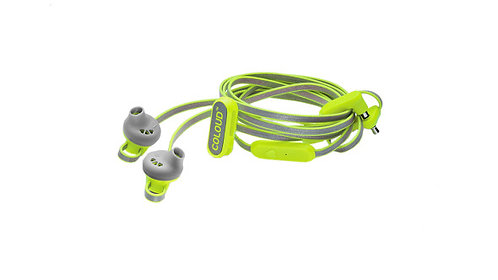 Ecouteurs Coloud Hoop - Vert