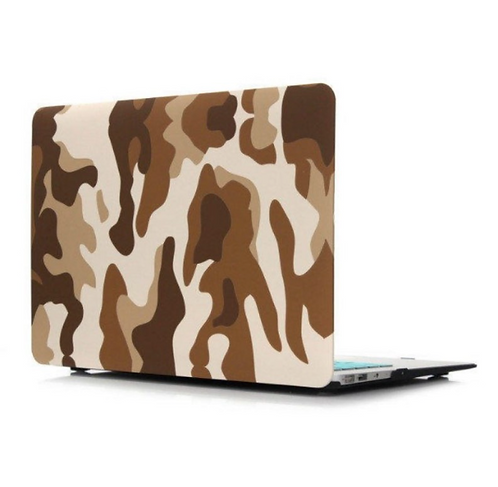 "Coque Macbook Pro 13"" - Army Brown"