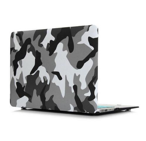 """Coque Macbook Pro 13"""" - Army Grey"""