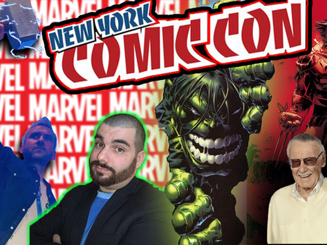 Marvel Rocking NYCC 2019 with major announcements