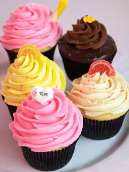 Mother's Day Dozen Cupcakes