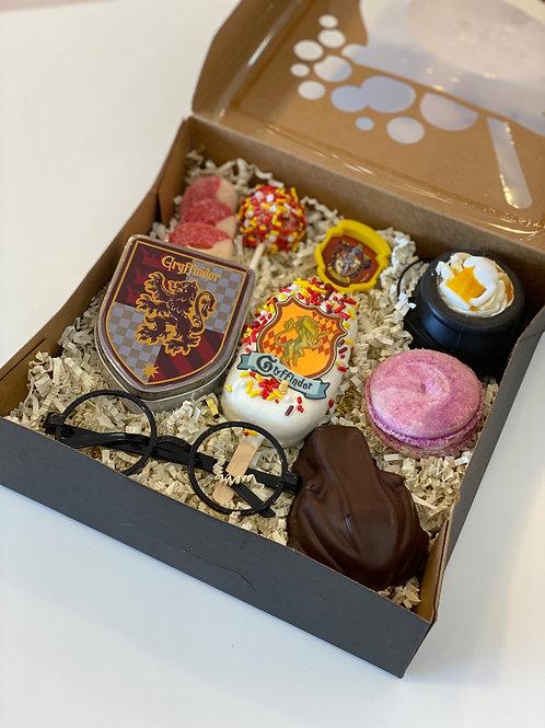 Gryffindor House Treat Box