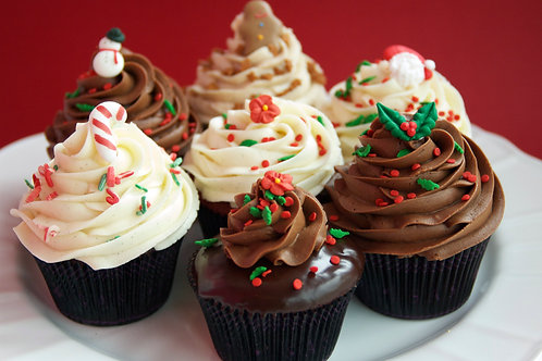 Holiday Cupcake Collection