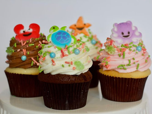 Under the Sea Cupcake Collection