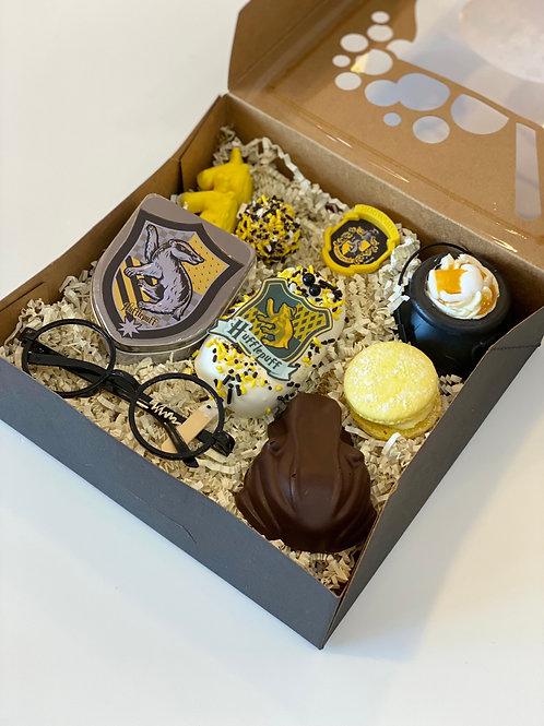 Hufflepuff House Treat Box