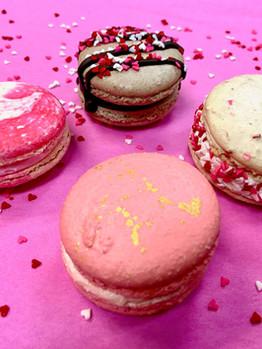 Valentine's Day Macarons.JPG