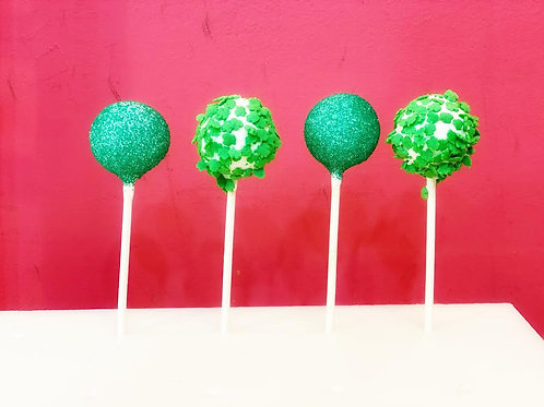 St. Patrick's Day CakePop Collection