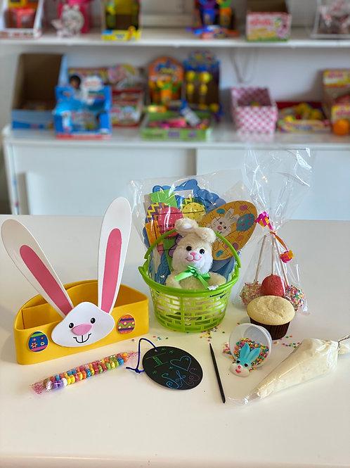 Kid's Cupcake + Craft Activity Kit