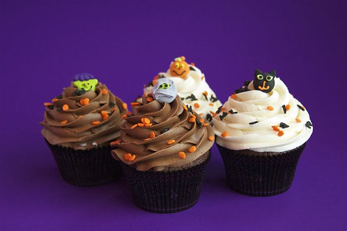 Halloween Cupcake & Cake Pop Collection