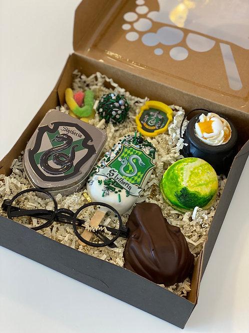 Slytherin House Treat Box