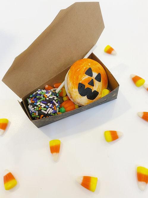 Mini Coffin Treat Box - 2 Treats