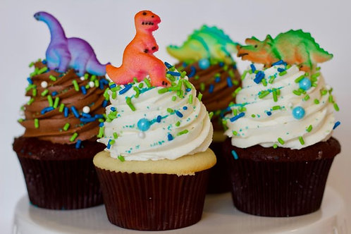 Dino Mite Cupcake Collection