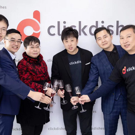 Canadian Startup ClickDishes Launches Operations In China