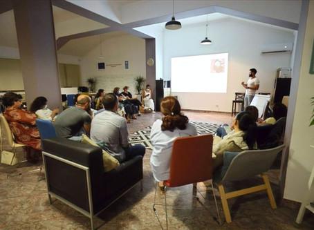 Организация «Панорама» запустила курс по «Стресс-менеджменту» в Абхазии