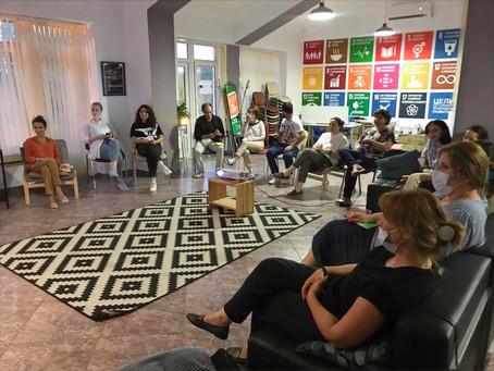 Стресс-факторы и влияние гормонов: ОБО «Панорама» провела вторую встреча по «Стресс-менеджменту»