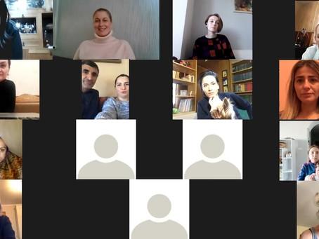 Специалисты ОБО «Панорама» начали проводить серию онлайн-встреч по теме «Ответственное родительство»