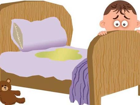 Психологические причины  энуреза  у детей.