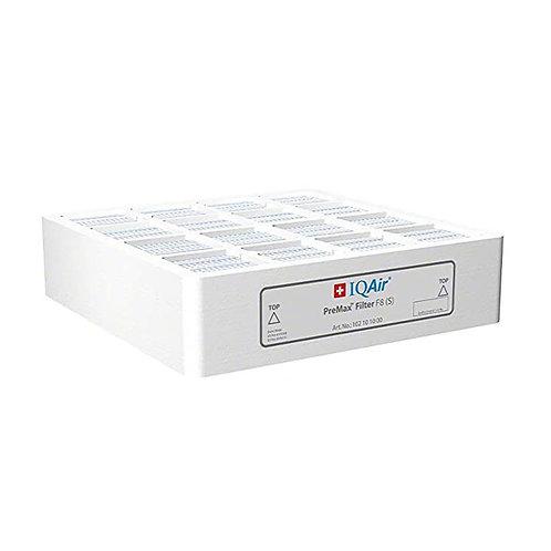 HP 100 & 250 PreMax Filter F8 (S)