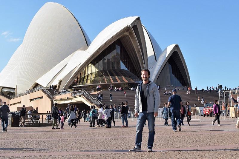 Drei Tage in Sydney