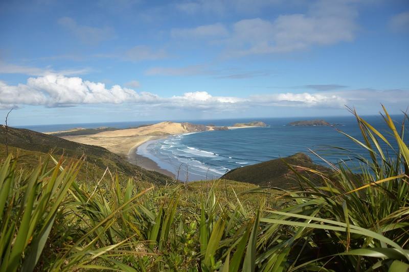Die Nordinsel Neuseelands