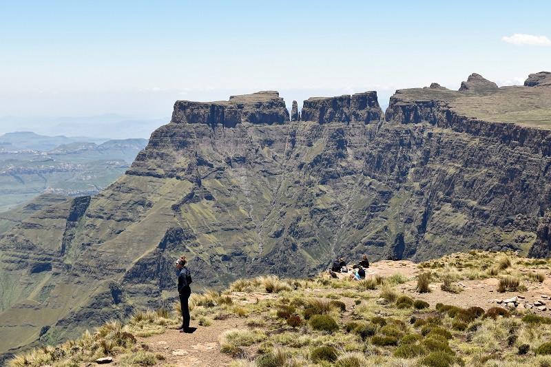 Unvergessliches Abenteuer in den Drakensberge