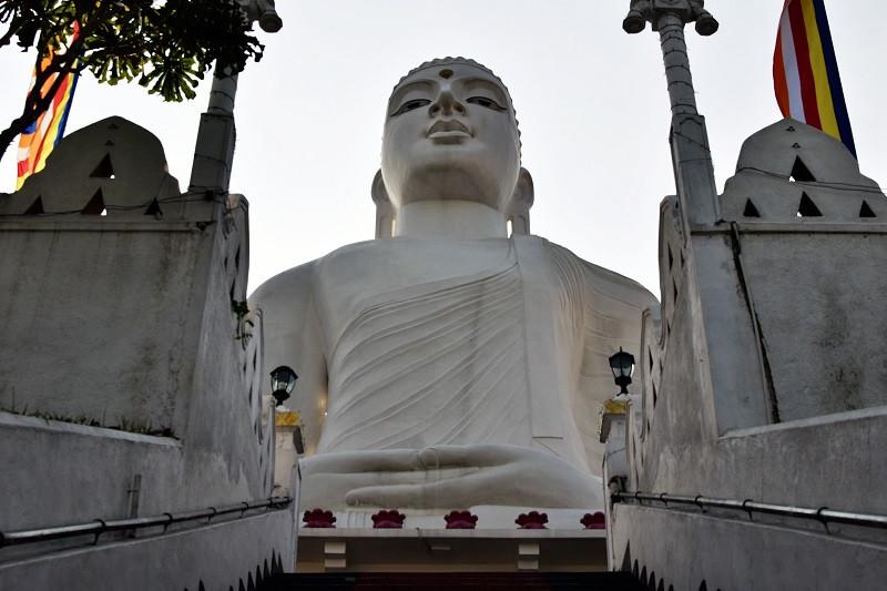 Teeplantagen, Buddhas und Tuk-Tuks