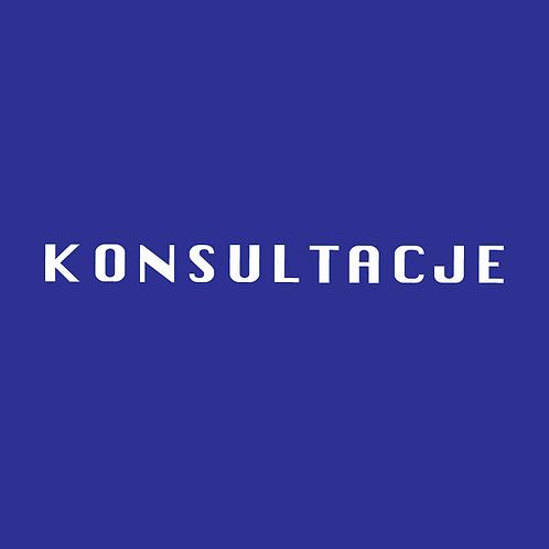 Indywidualne konsultacje - zakup ważny 12 miesięcy