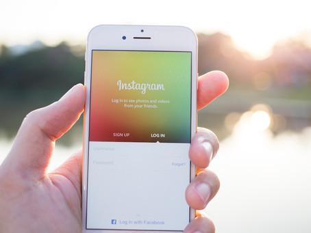 Instagram - chwilowy trend, czy dobre narzędzie biznesowe?