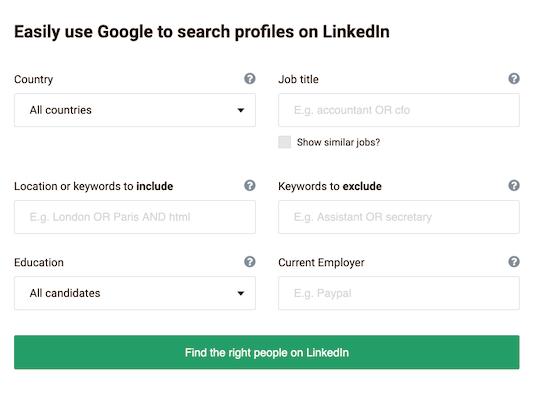 #X-rey narzędzie do wyszukiwania osób na Likeding