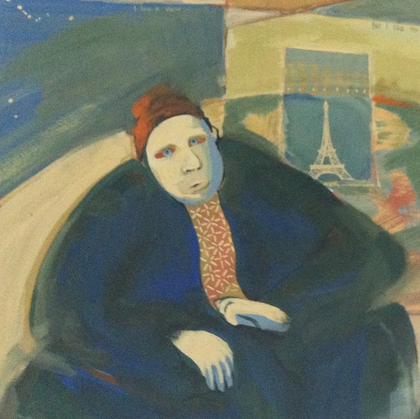Gertrude Stein in Paris