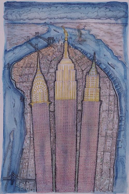 Manhattan Moroni