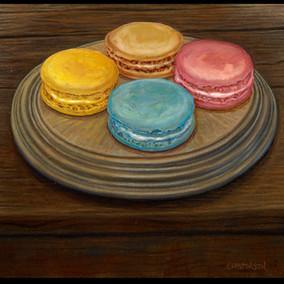 Macaron Color Wheel