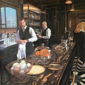 The Wolseley Bar