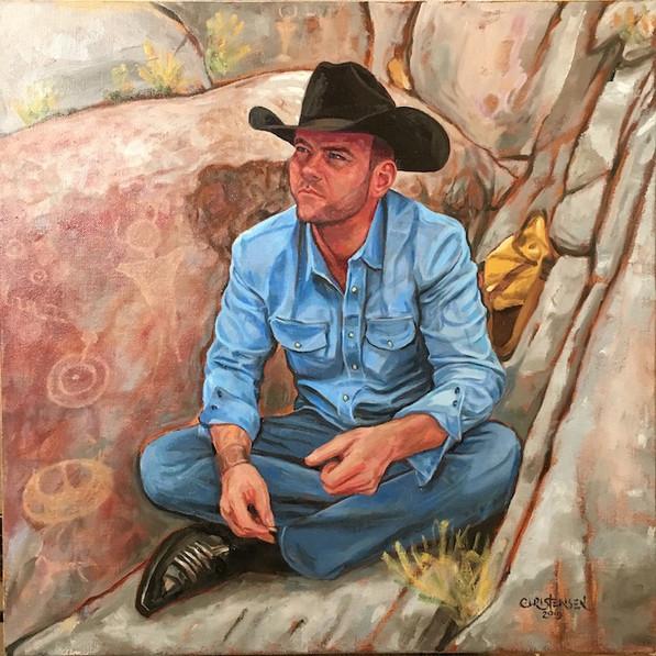 Communion (Portrait of Cody)