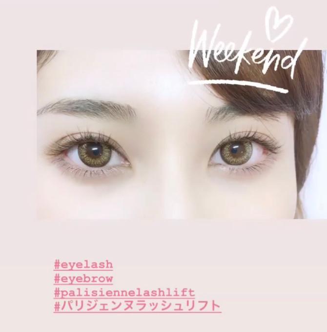 eyebrow ×eyelash♡