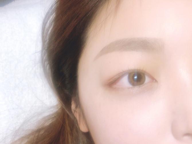 綺麗な眉とまつ毛で年越ししてくださいませ✨