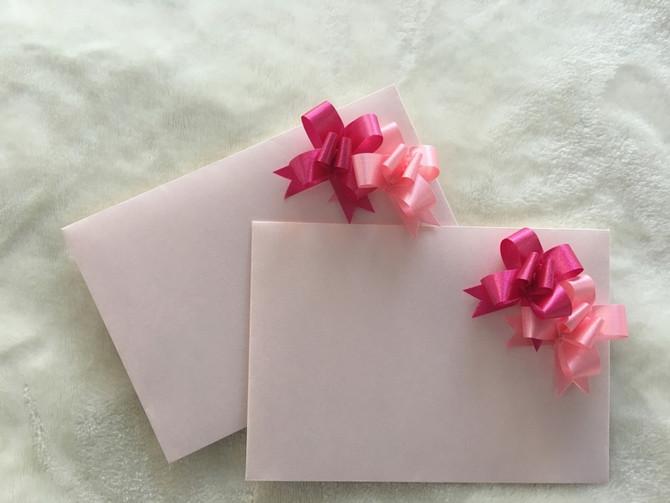 お誕生日のプレゼントチケット♡心を込めてお作り致しております^ ^