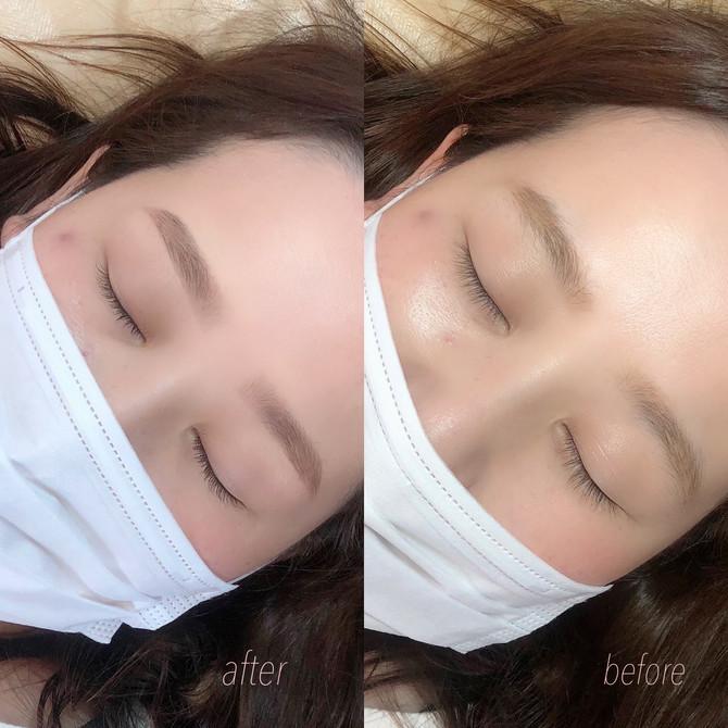 お顔の印象を変えたい方は眉とまつ毛を変えてみませんか?