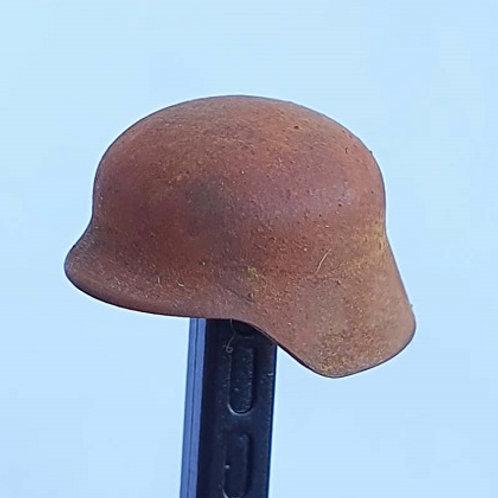 WW2 Rusty German Stahlhelm
