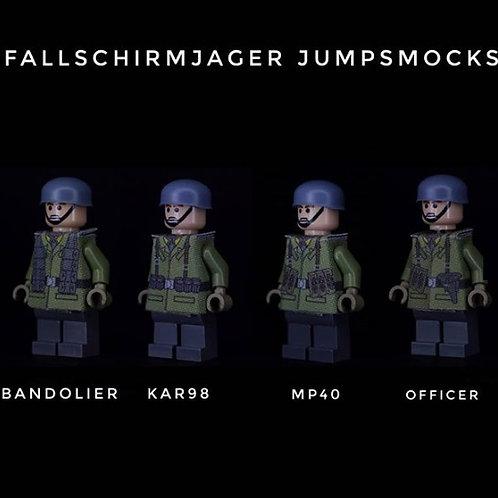 German Fallschirmjäger Jumpsmock