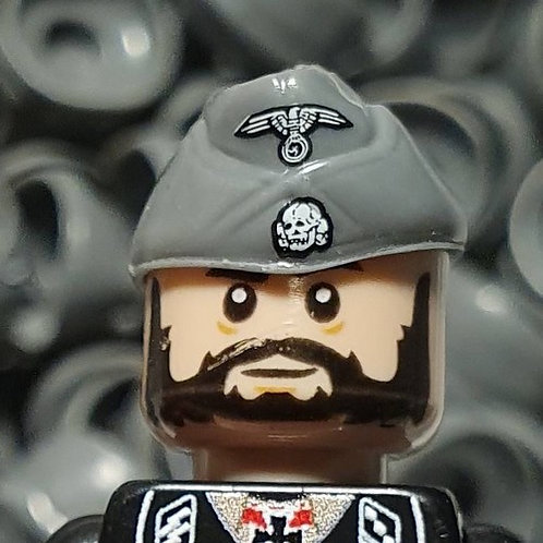 WW2 German Elite M40 Side Cap