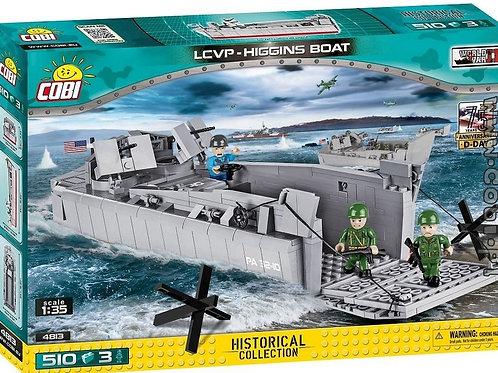 Cobi Landing Craft LCVP Higgins Boat