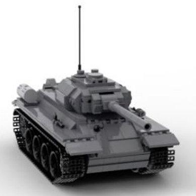 Soviet Medium Tank T34/85