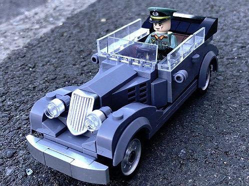 Mercedes-Benz 170v German WW2 Car