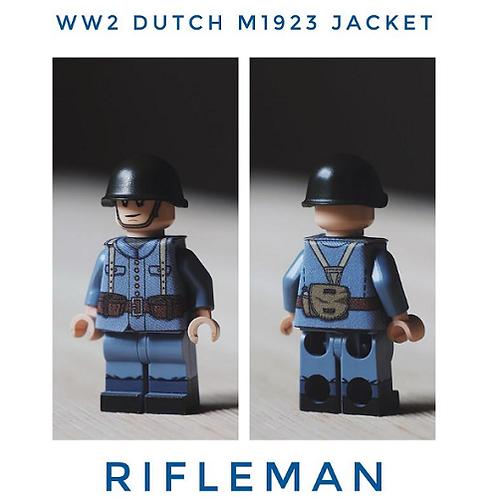 WW2 Dutch M1923 Jacket